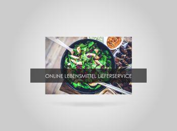 Referenz Online Lebensmittel Lieferservice